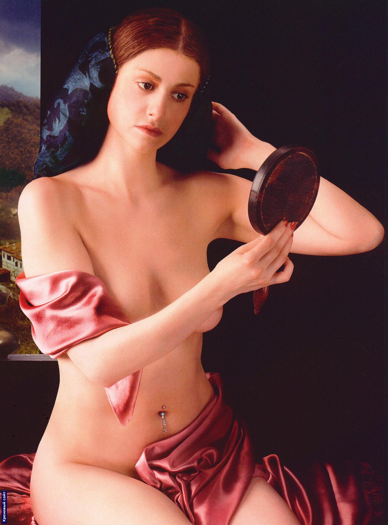 Эротические фото анна ковальчук 17 фотография