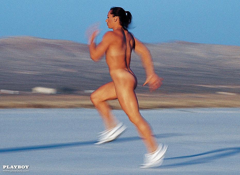 голые бегуньи фото бесплатно