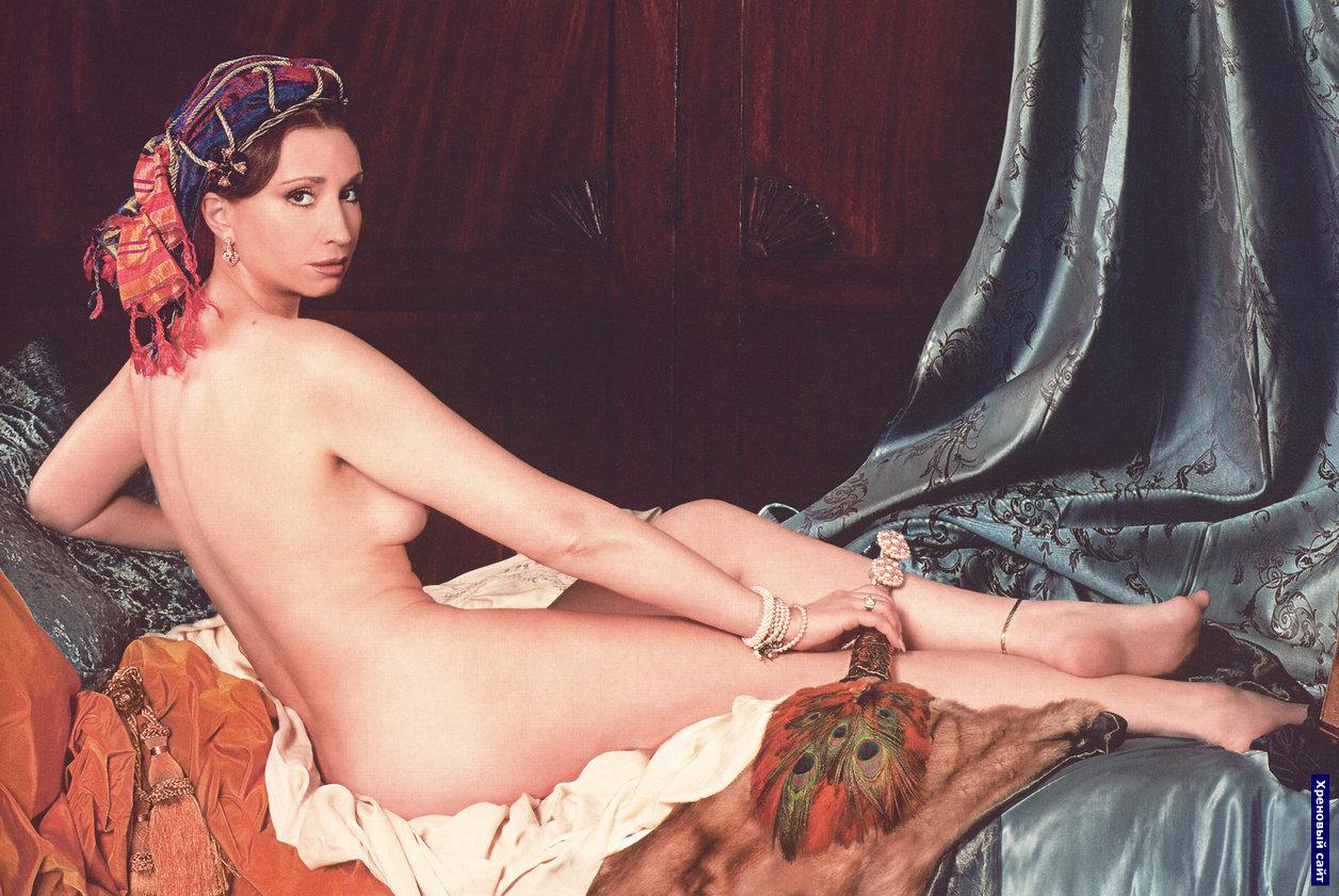 Эротические фото в караване историй 15 фотография